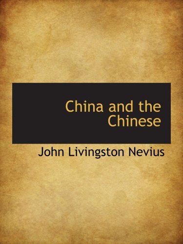 9781140202486: China and the Chinese