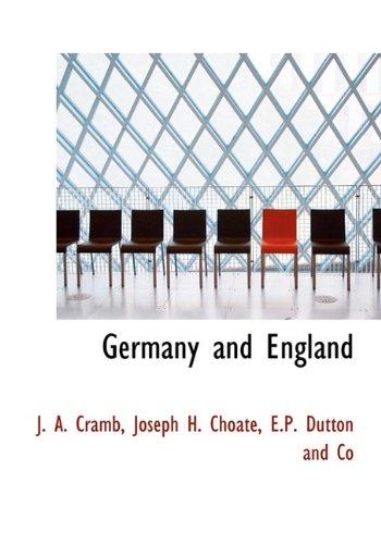 9781140238423: Germany and England