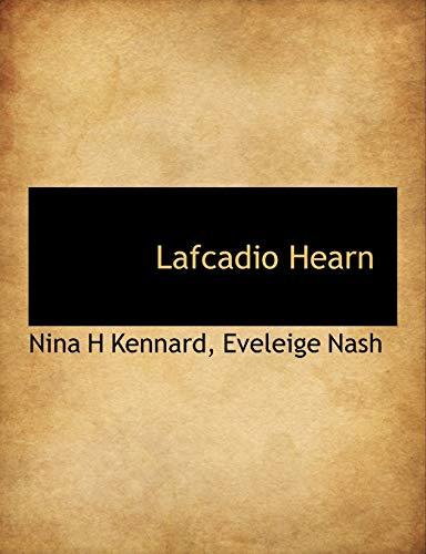9781140241980: Lafcadio Hearn