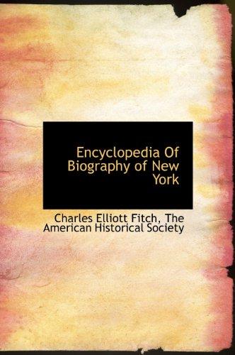 9781140248125: Encyclopedia Of Biography of New York