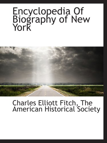 9781140248149: Encyclopedia Of Biography of New York