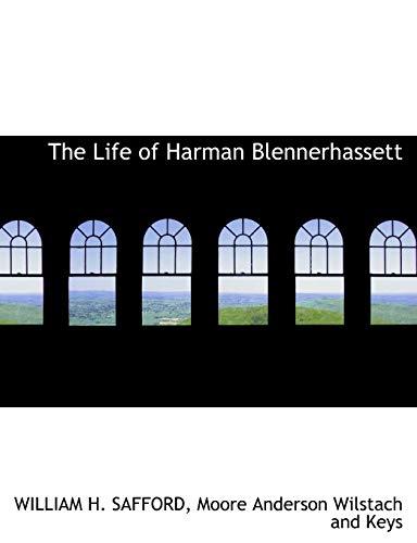 9781140266990: The Life of Harman Blennerhassett