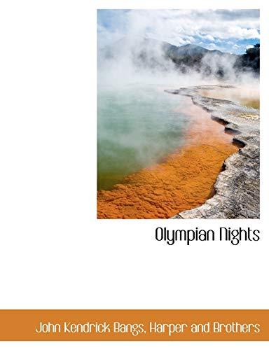 9781140278658: Olympian Nights