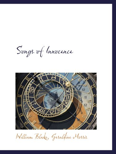 9781140286721: Songs of Innocence