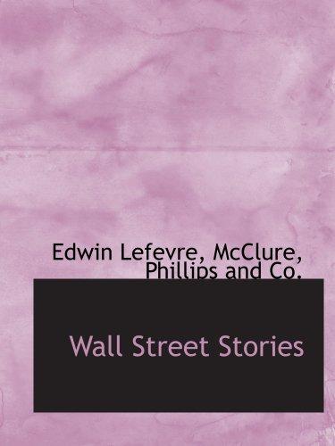 9781140297130: Wall Street Stories