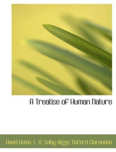 A Treatise of Human Nature: David Hume