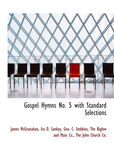 9781140327806: Gospel Hymns No. 5 with Standard Selections