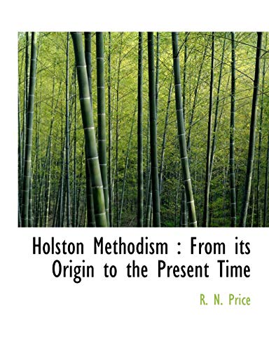 9781140343486: Holston Methodism: From its Origin to the Present Time