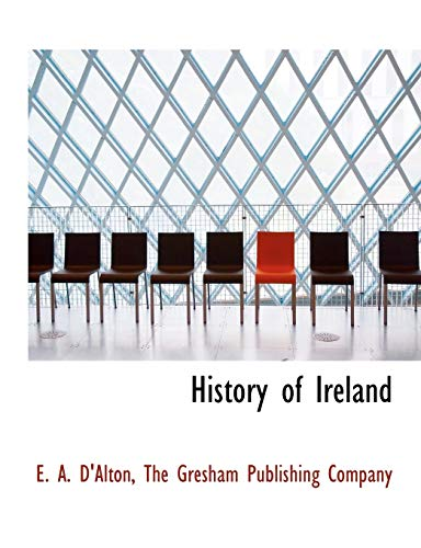 9781140344322: History of Ireland