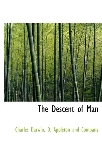 9781140398653: The Descent of Man