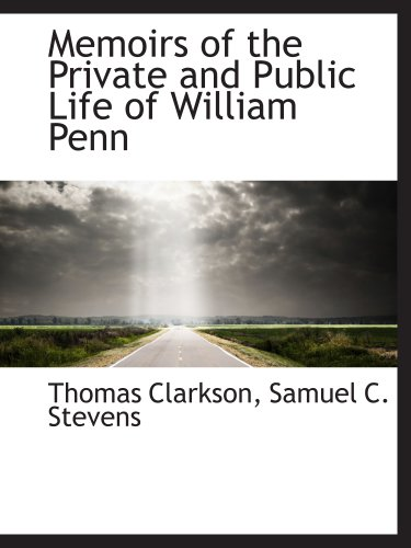 the life and accomplishments of william penn A brief description of the life of william penn, founder of pennsylvania another biography: william penn, america's first great champion for liberty and peace.