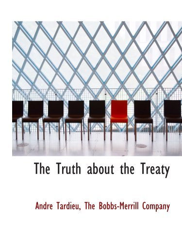 9781140498803: The Truth about the Treaty