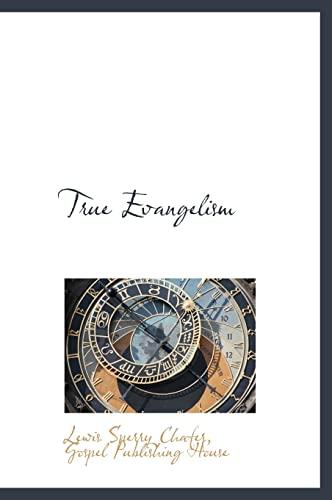 9781140498810: True Evangelism