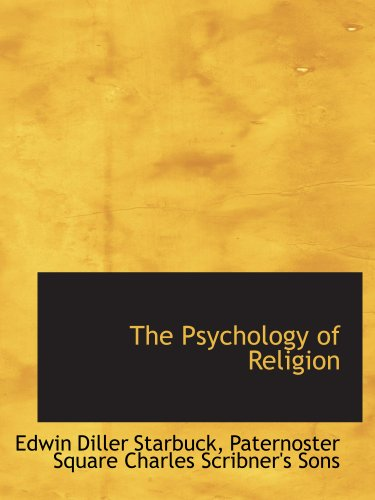 9781140556770: The Psychology of Religion