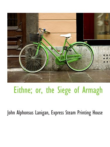 9781140569190: Eithne; or, the Siege of Armagh