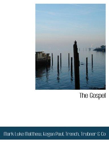 9781140578833: The Gospel