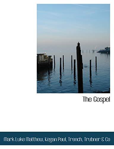 9781140578840: The Gospel