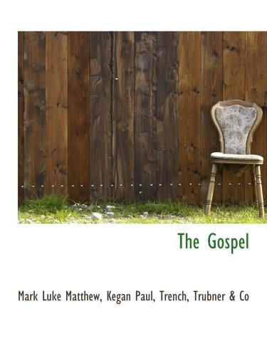 9781140578857: The Gospel