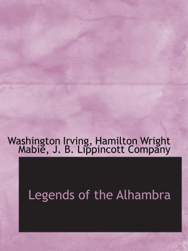 9781140599340: Legends of the Alhambra