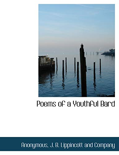 9781140612674: Poems of a Youthful Bard
