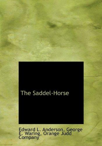 9781140621379: The Saddel-Horse
