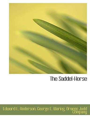 9781140621386: The Saddel-Horse