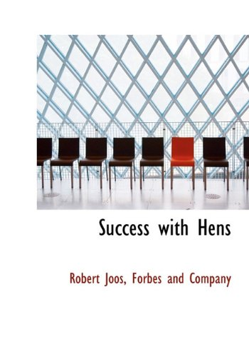 9781140631705: Success with Hens