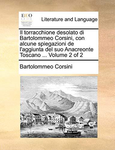 Il torracchione desolato di Bartolommeo Corsini, con