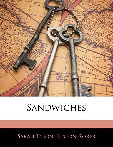9781141108190: Sandwiches