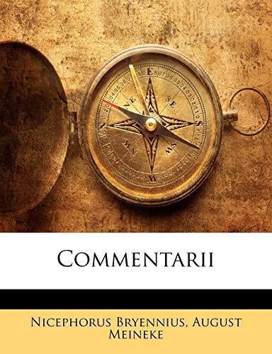 9781141217199: Commentarii (Latin Edition)
