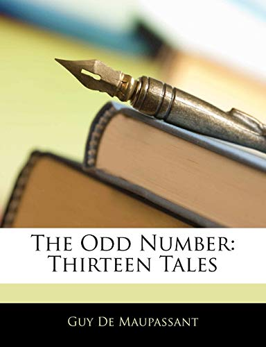 9781141246748: The Odd Number: Thirteen Tales