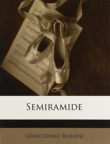 9781141412686: Semiramide