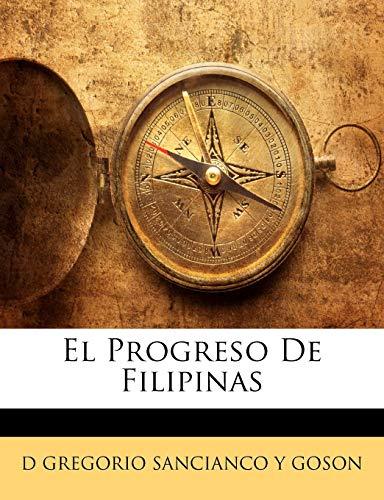 9781141749195: El Progreso De Filipinas (Spanish Edition)
