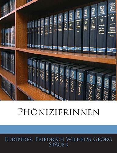 9781141758654: Phönizierinnen (German Edition)