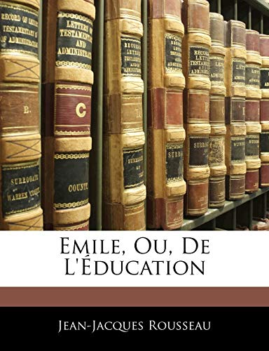 9781141775828: Emile, Ou, de L'Education