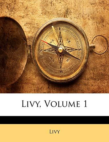 9781141988679: Livy, Volume 1