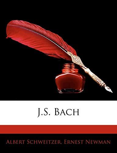 9781142197285: J.S. Bach