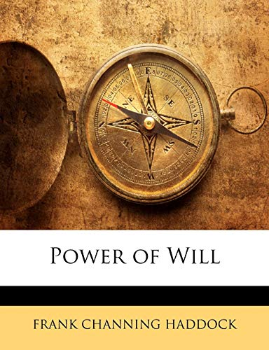 9781142260859: Power of Will