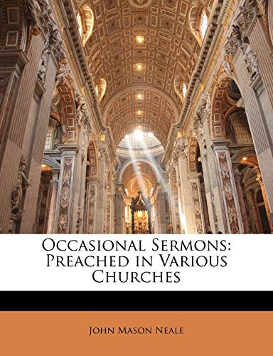 9781142685539: Occasional Sermons: Preached in Various Churches