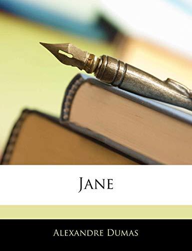 9781143309243: Jane
