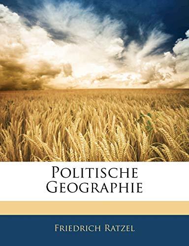 9781143647055: Politische Geographie (German Edition)