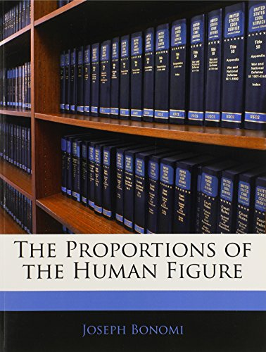 9781143770098: The Proportions of the Human Figure