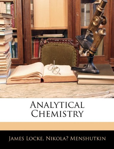 9781144094674: Analytical Chemistry