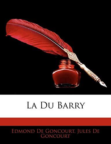 9781144606167: La Du Barry