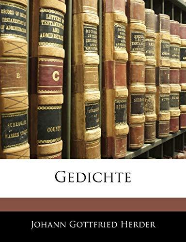 9781144755926: Joh. Gottfr. Herder's Gedichte