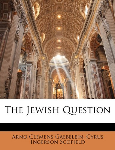9781145034914: The Jewish Question