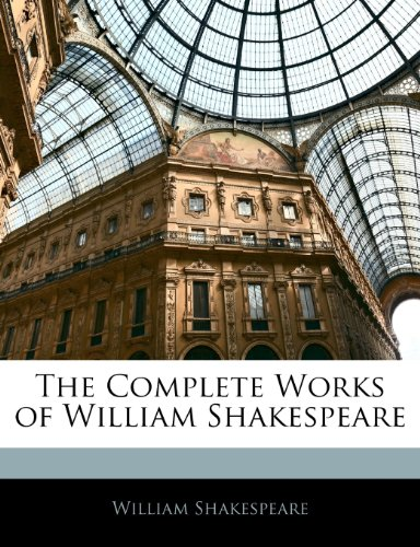 9781145044722: The Complete Works of William Shakespeare: Comedies