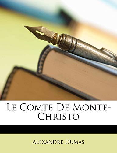 9781145179646: Le Comte De Monte-Christo (Afrikaans Edition)