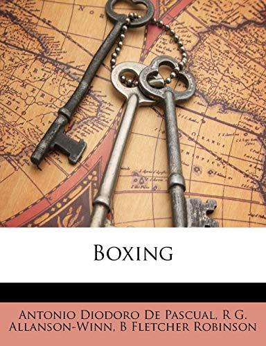 9781145200036: Boxing
