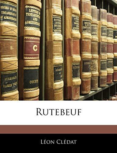 9781145226937: Rutebeuf